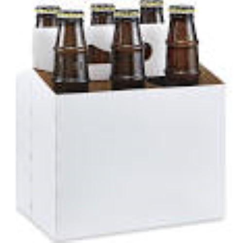 6 Pack Bottle Carrier - Box of 160
