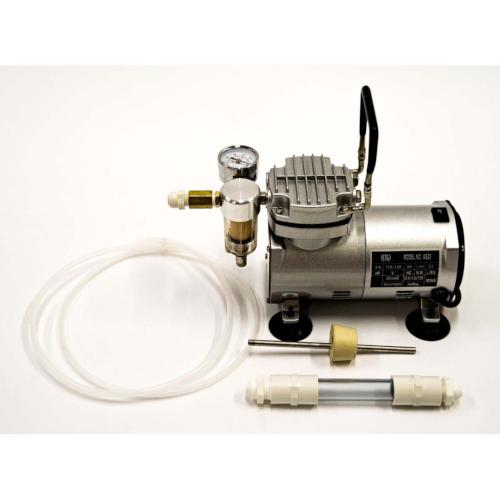 Vacuum pump degas kit USA