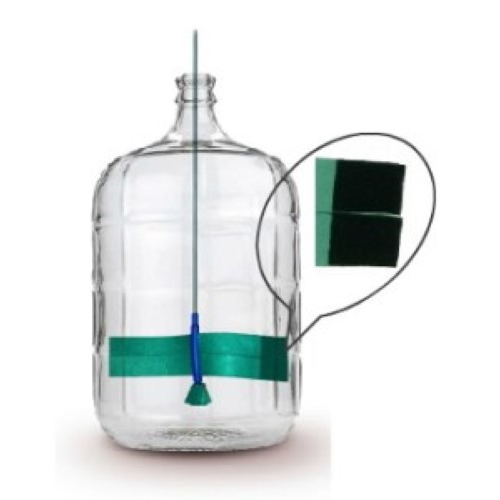 Clean Bottle Express Carboy Scrubber