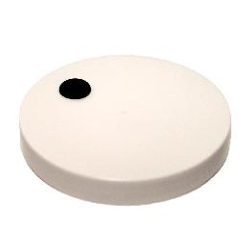 Grommeted Lid for Glass Jar