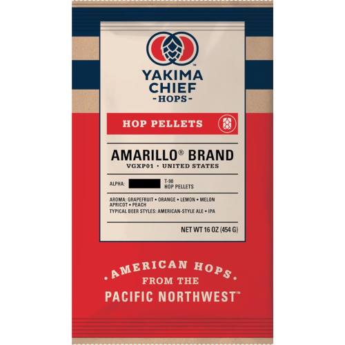 AMARILLO HOP PELLETS (US) - 1 LB