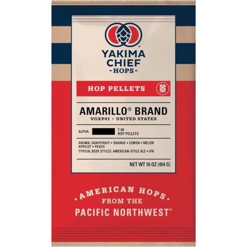 Amarillo® HOP PELLETS (US) - 1 LB