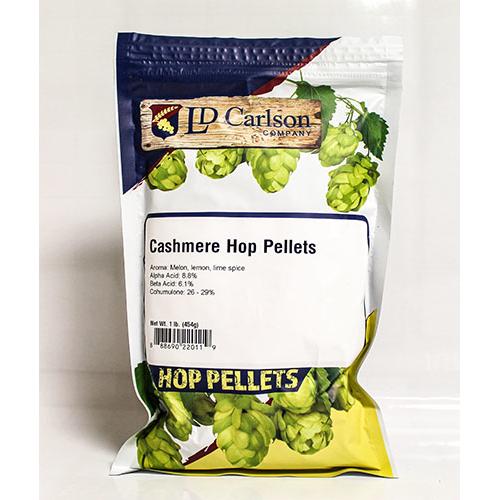 Cashmere (US) Hop Pellets - 1 LB