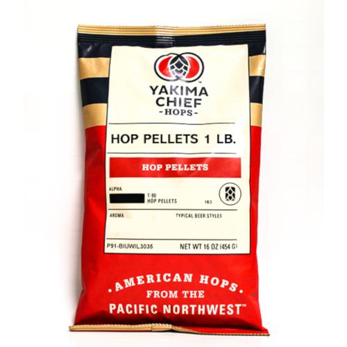 CHINOOK HOP PELLETS (US) - 1 LB