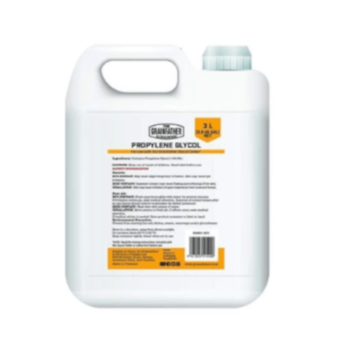 3 Liter Bottle of Propylene Glycol for The Grainfather Glycol Chiller