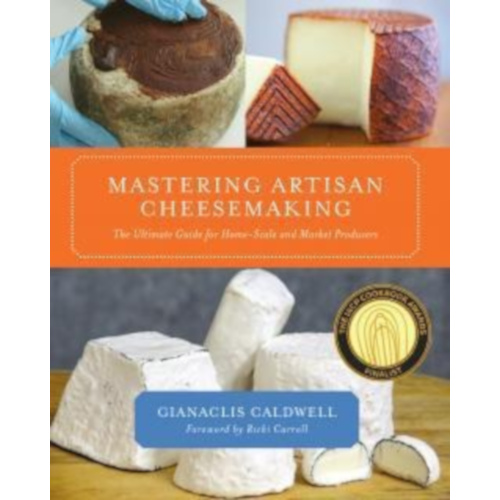 Mastering Artisan Cheesemaking Book