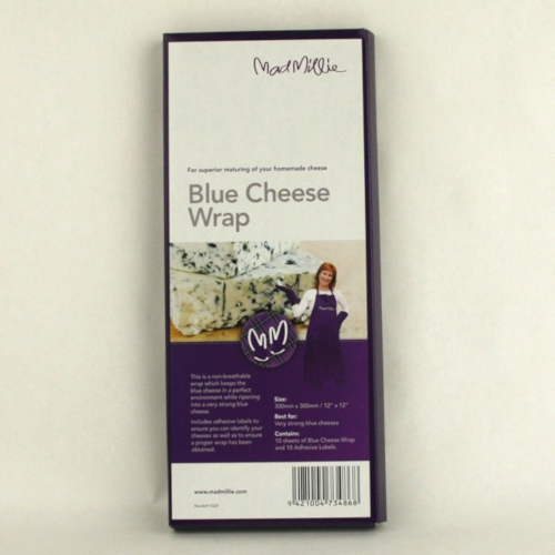 Mad Millie Blue Cheese Wrap (10 pack)