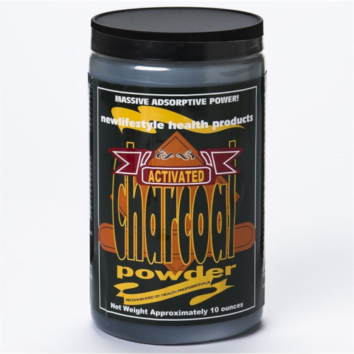 Activated Charcoal Powder - 10 oz