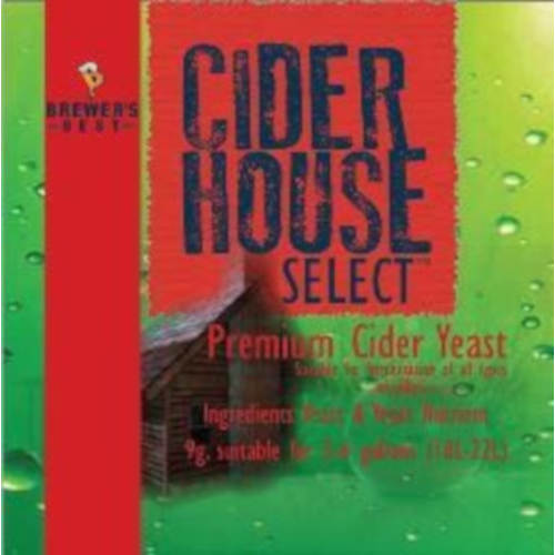 Cider House Cider Yeast - 9 Grams