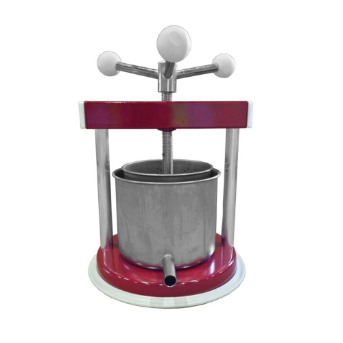 Fruit Press - Aluminum/Stainless Steel - 1.3 L (Small)