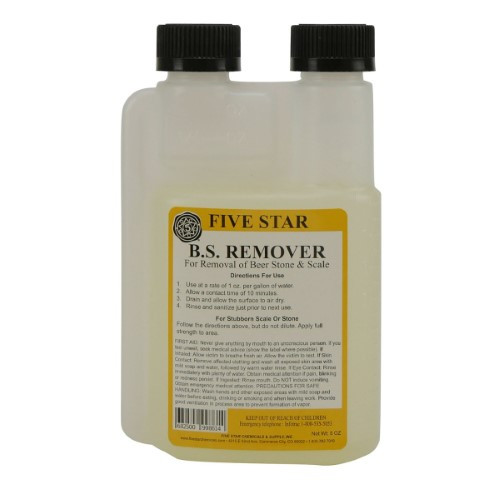 Beer Stone Remover - 8 oz