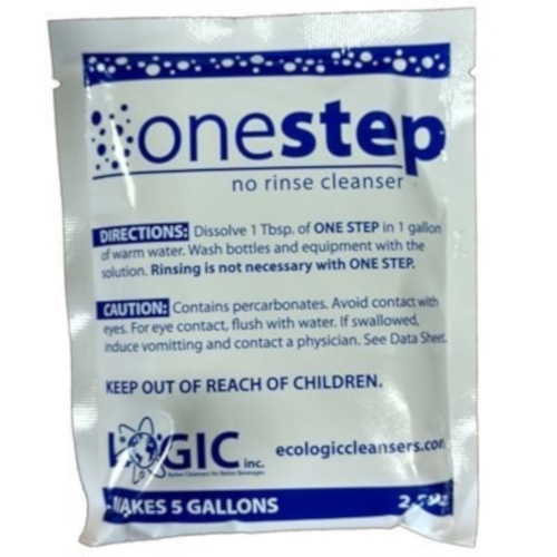 One Step Bag - 2.5 oz
