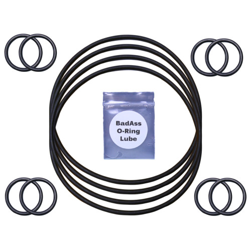 Jandy-Zodiac R0487100/1307 and 1132, Valve O-Ring Kit #154-4 (Pack of 4)- FREE Shipping