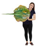 Sting Ray Colorful Life Size Statue Hanging 5 FT