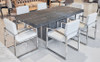Legno II Modern Dining Marble Table