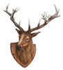 Stag Trophy Head Wall Mount