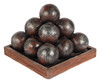 Cannon Ball Pyramid Statue