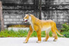 Walking Lioness Life Size Statue