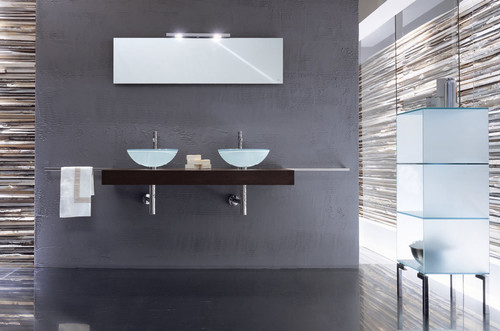 Modern Bathroom Vanity Set - Como
