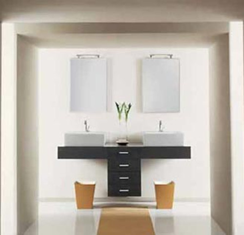 Modern Bathroom Vanity Set - Mozart