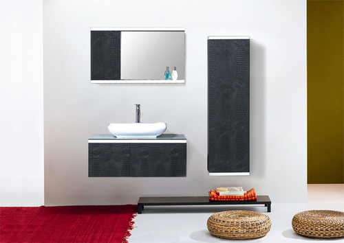 Modern Bathroom Vanity Set - Moda II