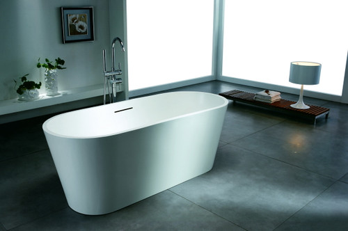 Tuscana Freestanding Soaking Tub 67""