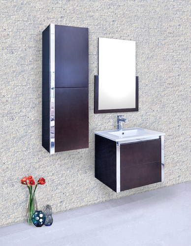 Modern Bathroom Vanity Set - Taranto - 25""