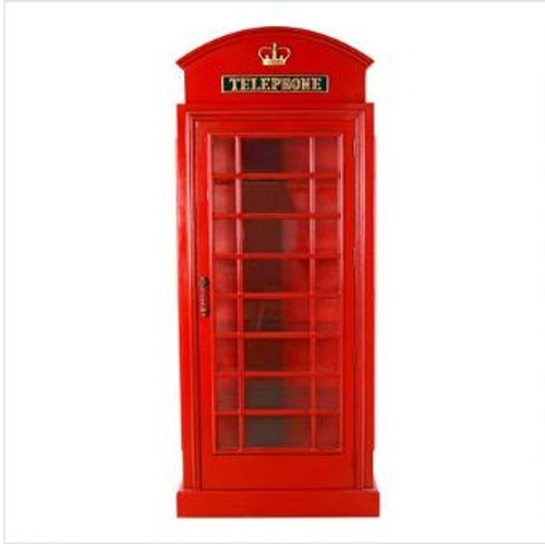 Telephone Booth Cabinet