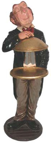 Connoisseur Butler with Serving Tray