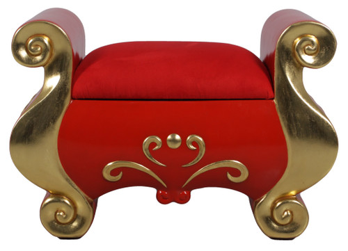 Santa Throne Stool