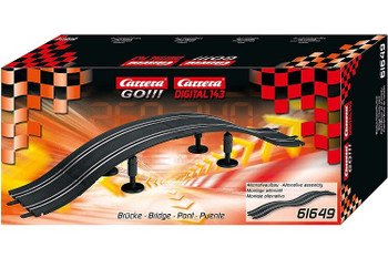 Carrera GO bridge / hump track packaging 20061649