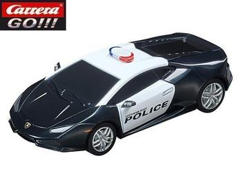 Carrera GO Lamborghini Huracan LP 610-4 Police 1/43 slot car 20064098
