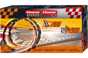 Carrera GO light & sound looping set 61661