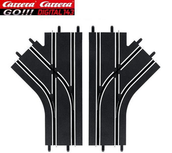 Carrera GO mechanical lane change tracks 61618