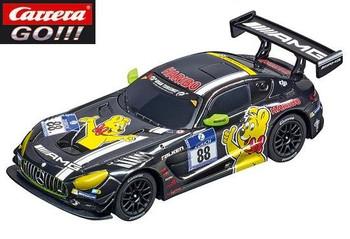 Carrera GO Mercedes-AMG GT3 HARIBO 1/43 slot car 20064116
