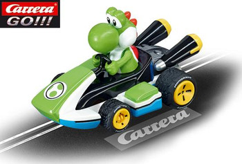 Carrera GO Nintendo Mario Kart 8 Yoshi 1/43 slot car 20064035