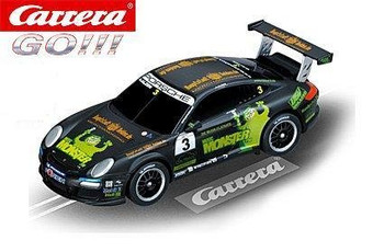Carrera GO Porsche GT3 Cup Monster FM 1/43 slot car 20061216