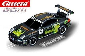 Carrera GO Porsche GT3 Cup Monster FM 1/43 slot car 20061216