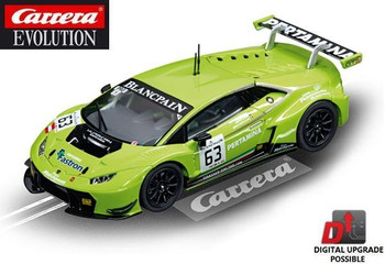 Carrera Evolution Lamborghini Huracan GT3 1/32 slot car 20027530
