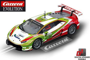 Carrera Evolution Lamborghini Huracan GT3 Italia 1/32 slot car 20027544