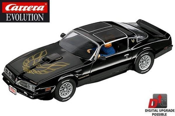 Carrera EVOLUTION Pontiac Firebird Trans Am 1/32 slot car 20027590