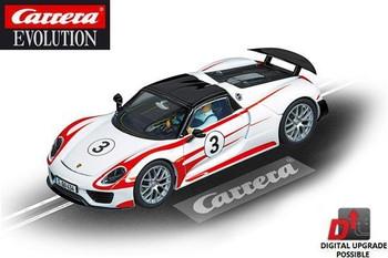 Carrera EV Porsche 918 Spyder
