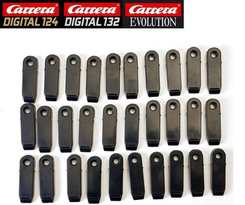 Carrera track fasteners