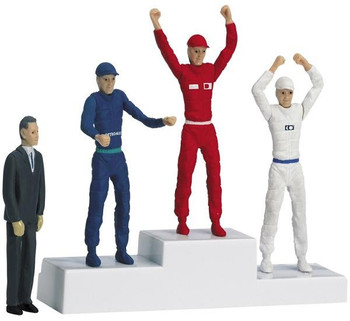 Carrera winner's podium figure set 21121