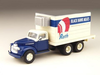 Classic Metal Works 41/46 Chevrolet Delivery Truck Rath Meats