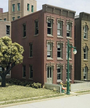 DPM Townhouse 1 HO scale building kit