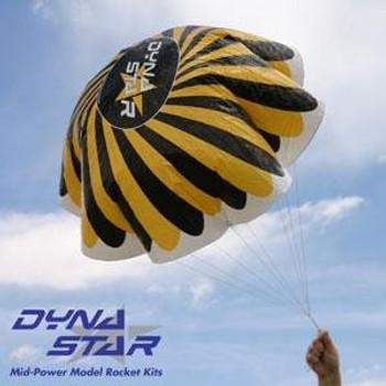 DynaStar 32 inch diameter plastic parachute