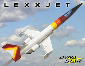 DynaStar LexxJet Rocket Kit