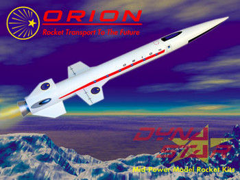 DynaStar Orion Rocket Kit