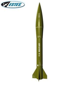 Estes Mini Honest John Model Rocket Kit 2446